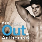 Various Artists - Out Anthems 6 DB Cover Art