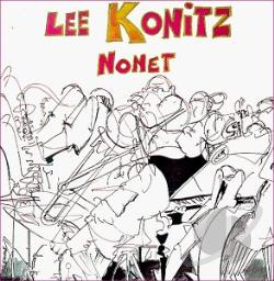 Konitz, Lee - Lee Konitz Nonet CD Cover Art