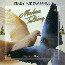 Modern Talking - Ready for Romance CD Cover Art