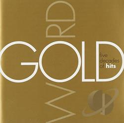 Word Gold: Five Decades Of Hits CD Cover Art