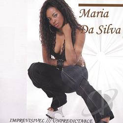 DaSilva, Maria - Imprevisivel/Unpredictable CD Cover Art