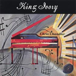 Chandler, Chris - King Ivory CD Cover Art