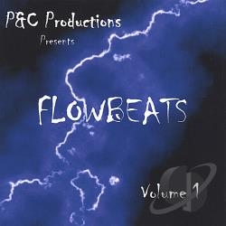 Simpson, Pat - Vol. 1 - Flowbeats CD Cover Art