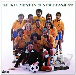 Mendes, Sergio - Sergio Mendes And The New Brazil '77 CD Cover Art