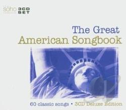 American Songbook CD Cover Art