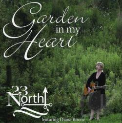 23 North - Garden In My Heart CD Cover Art