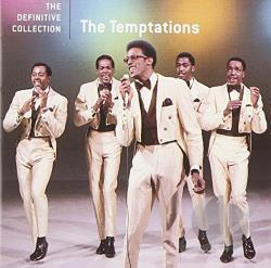 Temptations - Definitive Collection CD Cover Art