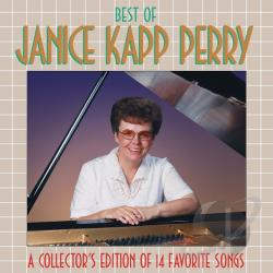 Perry, Janice Kapp - Best of Janice Kapp Perry Vol. 1 CD Cover Art