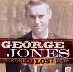 Jones, George - Great Lost Hits CD Cover Art