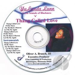 YuLanda - Thang Called Love CD Cover Art