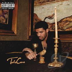 Drake - Take Care CD Cover Art