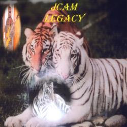 JCam - Legacy CD Cover Art