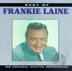 Laine, Frankie - Best of Frankie Laine CD Cover Art