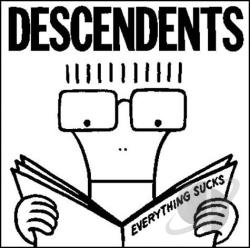Descendents - Everything Sucks CD Cover Art