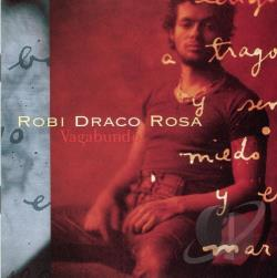 Rosa Robi - Vagabundo CD Cover Art