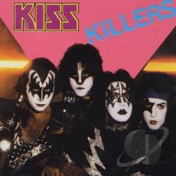 Kiss - Killers CD Cover Art