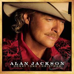 Alan Jackson - Honky Tonk Christmas CD Album