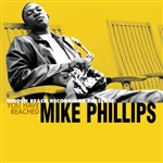 Phillips, Mike - You Have Reached Mike Phillips CD Cover Art