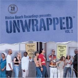 Hidden Beach Recordings Presents: Unwrapped, Vol. 2 CD Cover Art