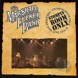 Marshall Tucker Band - Stompin' Room Only CD Cover Art