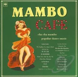 Mambo Cafe CD Cover Art
