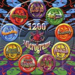 1200 Mics - 1200 Mics CD Cover Art