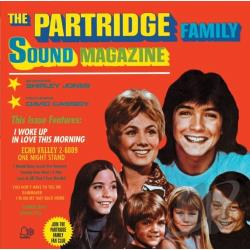 Partridge Family - Partridge Family Sound Magazine CD Cover Art