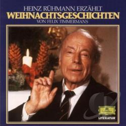Ruehmann, Heinz - Timmermans:Weihnachtsges CD Cover Art