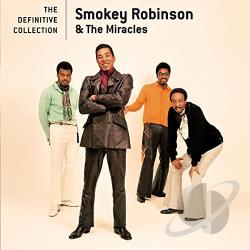 Robinson, Smokey / Robinson, Smokey & The Miracles - Definitive Collection CD Cover Art