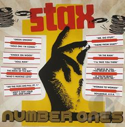 Stax Number Ones CD Cover Art