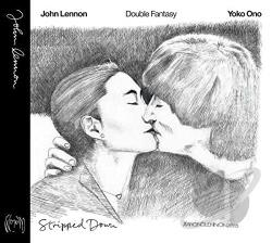 Lennon, John / Ono, Yoko - Double Fantasy Stripped Down CD Cover Art