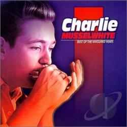 Musselwhite, Charlie - Best of the Vanguard Years CD Cover Art