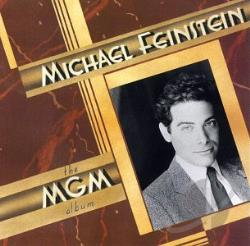 Feinstein, Michael - M.G.M. Album CD Cover Art
