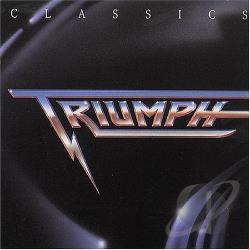 Triumph - Classics CD Cover Art
