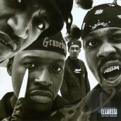 Gravediggaz - 6 Feet Deep CD Cover Art