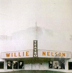 Nelson, Willie - Teatro CD Cover Art