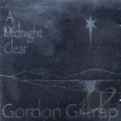 Giltrap, Gordon - Midnight Clear CD Cover Art