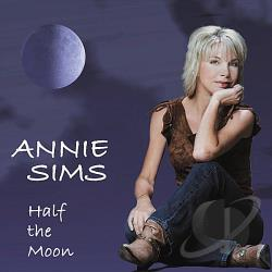 Sims, Annie - Half the Moon CD Cover Art