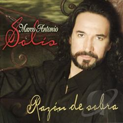 Solis, Marco Antonio - Razon de Sobra CD Cover Art
