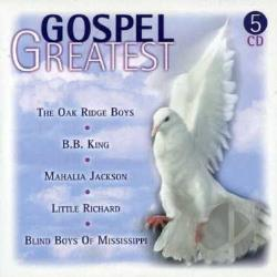 Gospel Greatest CD Cover Art