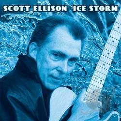 Ellison, Scott - Ice Storm CD Cover Art