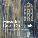 English Renaissance - Music for Great Cathedrals CD Cover Art