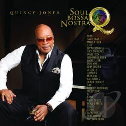 Jones, Quincy - Q: Soul Bossa Nostra CD Cover Art