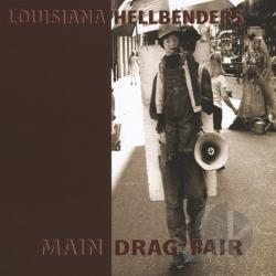 Louisiana Hellbenders - Main Drag Fair CD Cover Art
