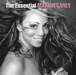 Carey, Mariah - Essential Mariah Carey CD Cover Art