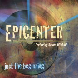 Epicenter - Just the Beginning CD Cover Art