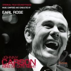 Johnny Carson: King Of Late Night CD Cover Art
