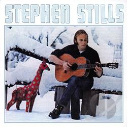 Stills, Stephen - Stephen Stills CD Cover Art