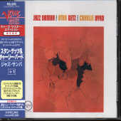 Byrd, Charlie / Getz, Stan - Jazz Samba (+1 Bonus T CD Cover Art