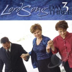 Lordsong - Day Three CD Cover Art